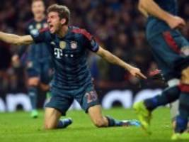 Champions League Live: FC Bayern München - Arsenal London live in Stream, TV und Ticker